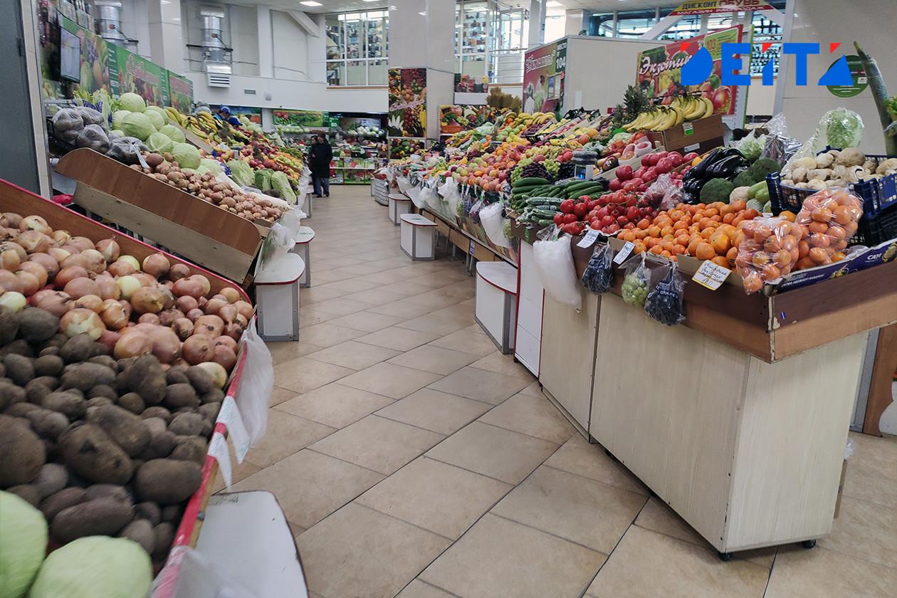 Цены на продукты выросли в России