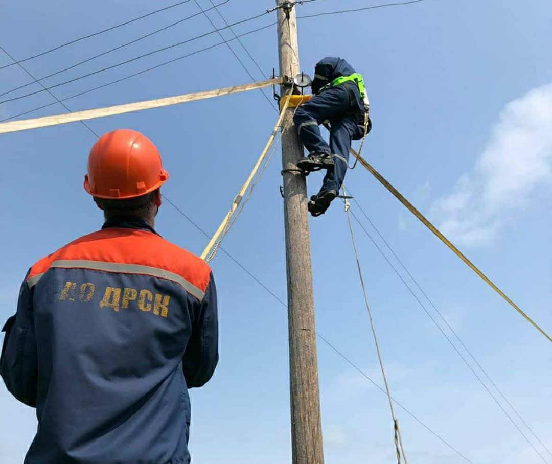 Хабаровские электрические сети активно подключают новые объекты