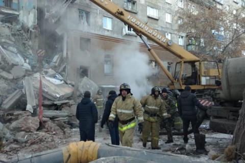 Губернатор обвинил южно-сахалинца во взрыве в жилом доме