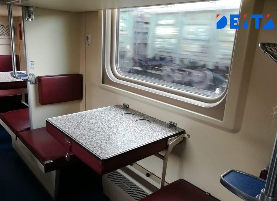 Продажу алкоголя хотят запретить в поездах