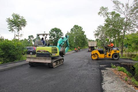 Специалисты ведут приёмку дорог в Приморье, отремонтированных по нацпроекту «БКАД»