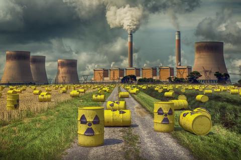 На Украине предложили атаковать Россию ядерным мусором