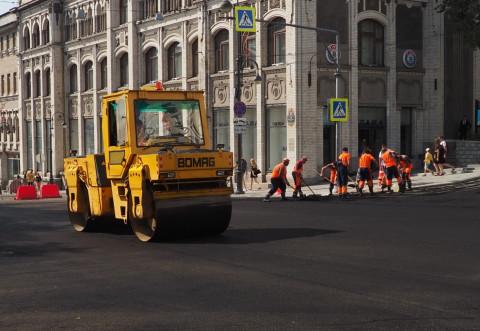 Работы по замене теплосети в центре Владивостока провели со значительным опережением графика