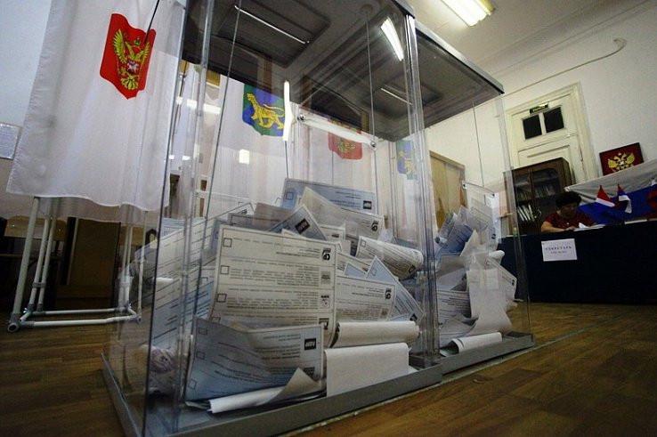 Приморцы выберут депутатов и мэров уже в воскресенье