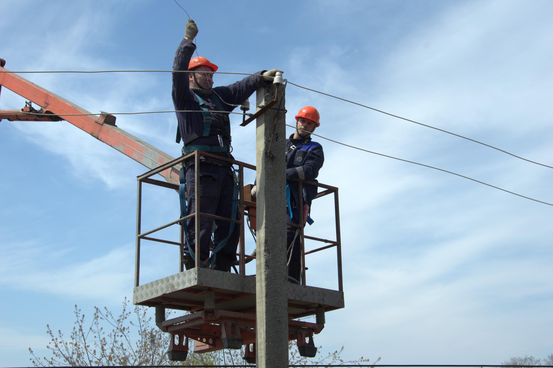 Хабаровские электрические сети продолжают работу в режиме повышенной готовности