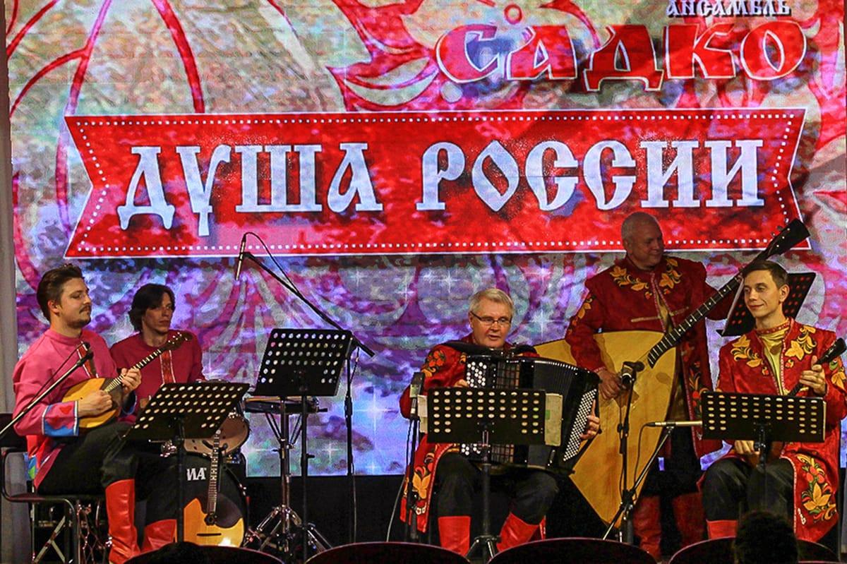 Осень весне не помеха: фестиваль есть, и открыла его «Душа России»