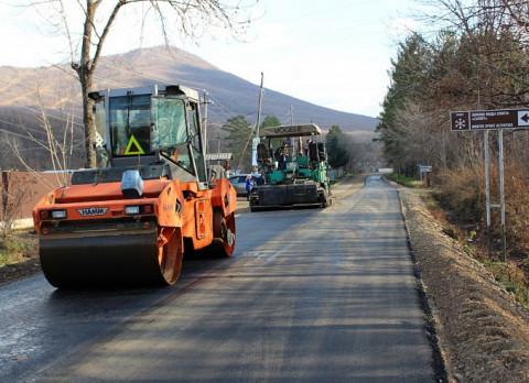 Более 17 млрд рублей направят на дороги в 2021 году в Приморье