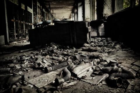 На Украине решили водить экскурсии в Чернобыль