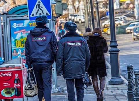 Полиция ищет очевидцев преступления в Приморье
