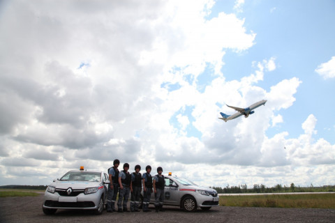 Работники дальневосточной охраны Минтранса отмечены Росавиацией