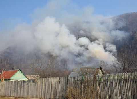 Приморье в огне: дым Отечества становится опасным
