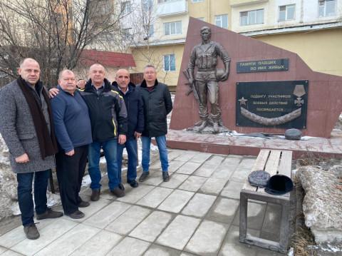 «Боевое братство» Приморья встретилось с коллегами в Якутии