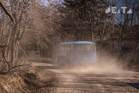 Пыль да бурелом города-столицы. Фотопроект «Негламурная столица Дальнего Востока»