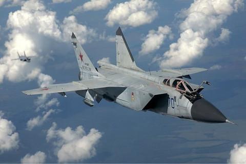 Американский самолет-шпион перехвачен над Тихим океаном