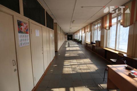 Новую школу в селе Глубинное сдадут к 1 сентября