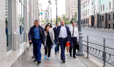 Ряд улиц Владивостока отремонтируют за счёт федерального бюджета