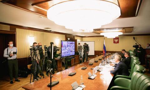 В России приступили к реализации масштабных инфраструктурных проектов в регионах и программы капремонта школ