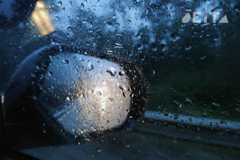 Непогода пришла в Приморье