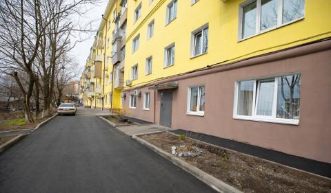 Ремонт в более чем 100 дворах по губернаторской программе завершили во Владивостоке