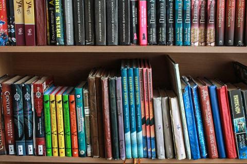 Книги приморских писателей могут услышать и прочитать невидящие люди