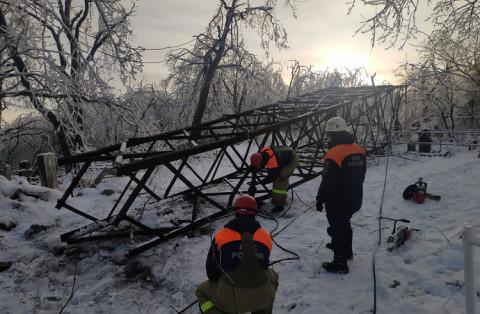 Энергетики запросили на восстановление электроснабжения Приморья 12 миллиардов