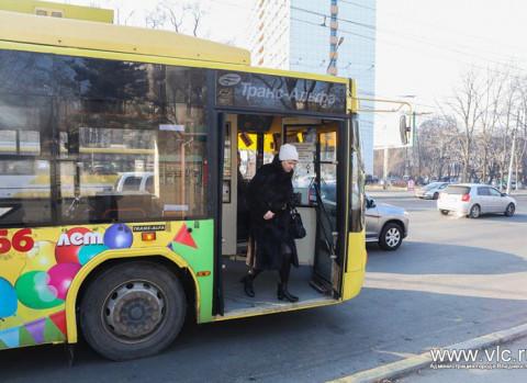 Новые теплые остановки устанавливают во Владивостоке