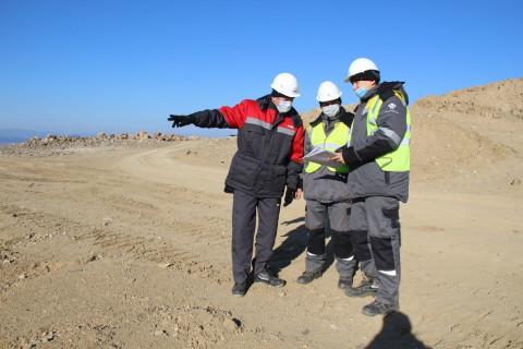 На месте будущего строительства завода в Приморье начали работать геологи