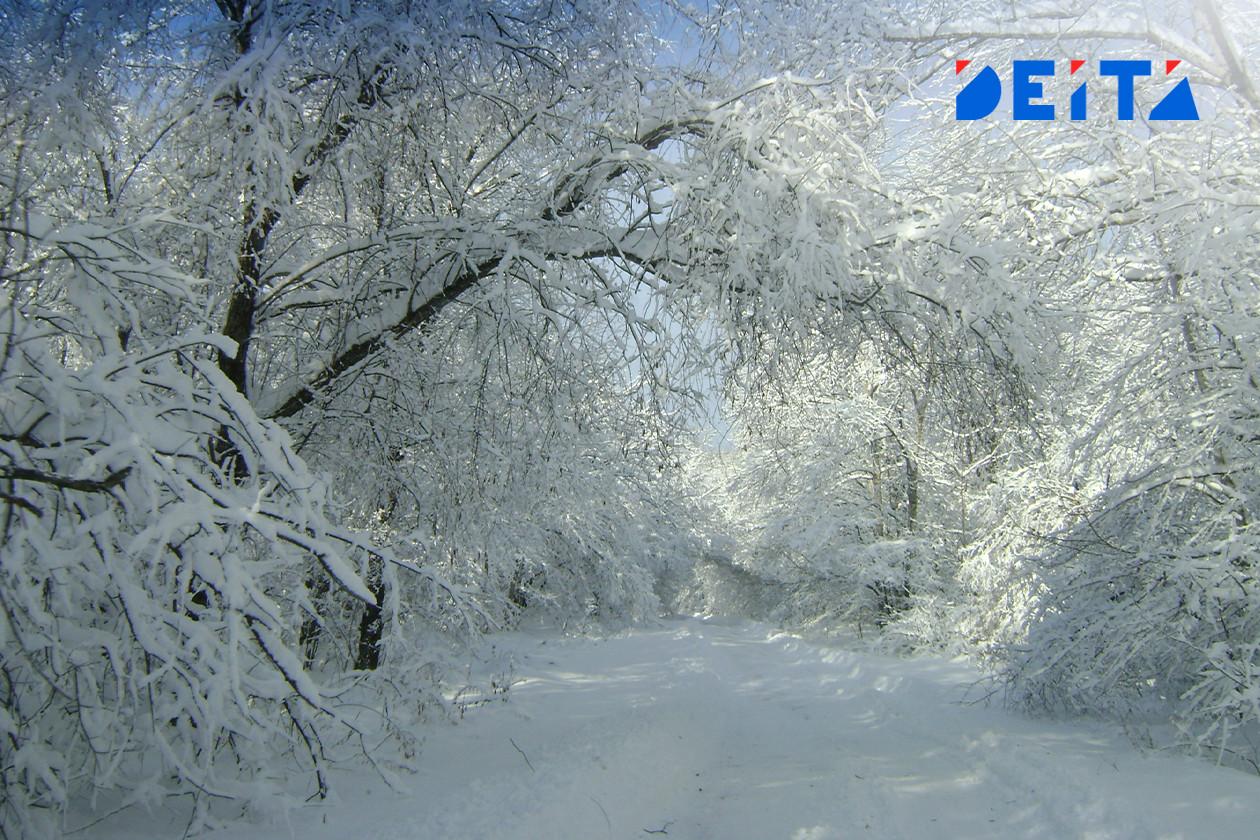 Похолодание надвигается на Приморье