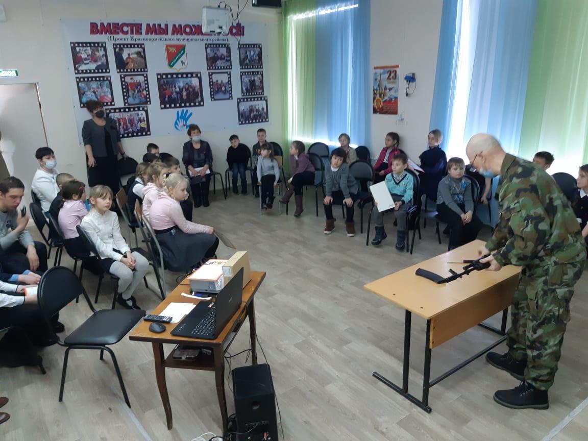 Ряд патриотических мероприятий провели в Приморье