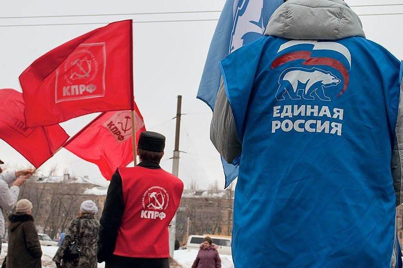 «Единая Россия» не хочет базового дохода для россиян