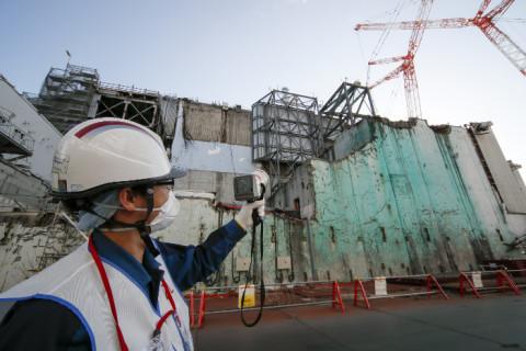 В Фукусиме ЧП: Мощный взрыв произошел на химзаводе