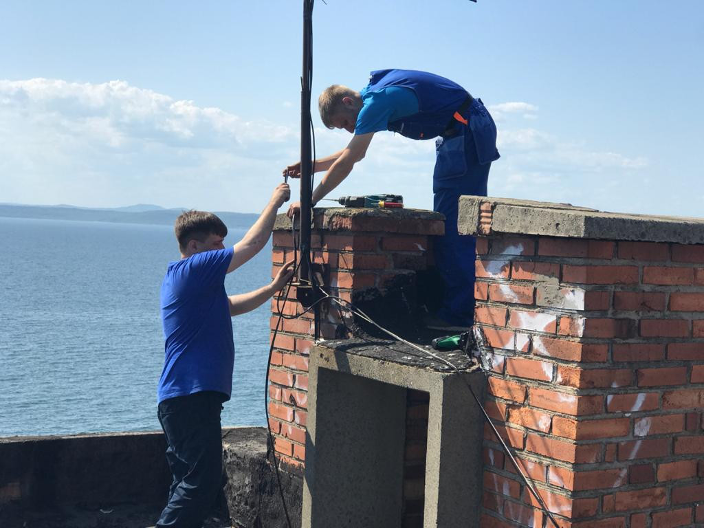 «Ростелеком» установил 500 видеокамер в Приморском крае