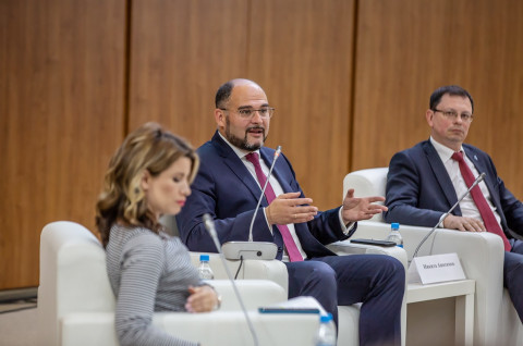 Пути развития городов Дальнего Востока обсудили на медиасаммите в ДФО