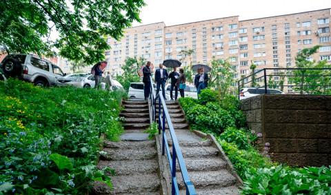 Константин Шестаков дал ряд поручений после объезда Владивостока