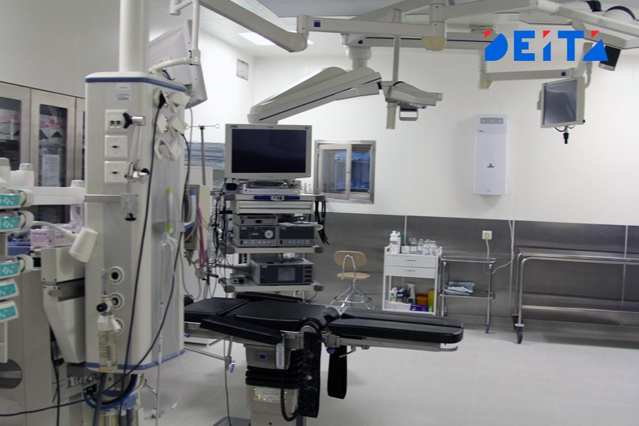 Вероятность увеличения коечного фонда для лечения COVID-19 сохраняется в Приморье