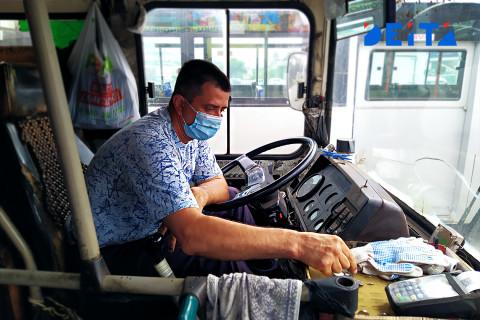 Правила поведения детей в общественном транспорте напомнили в ГИБДД Приморья