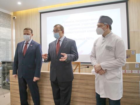 Студентов ТГМУ, работающих в приморском здравоохранении, поддержали депутаты