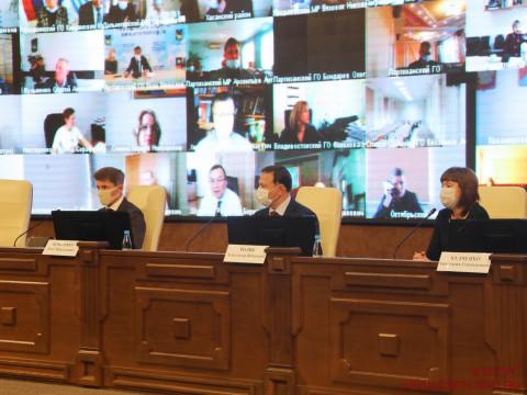 Депутаты Приморья обсудили «Народный бюджет» по вопросам здравоохранения
