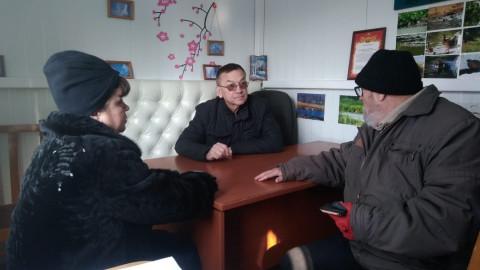 Проблемами жителей пригорода Владивостока занялся Валентин Шуматов