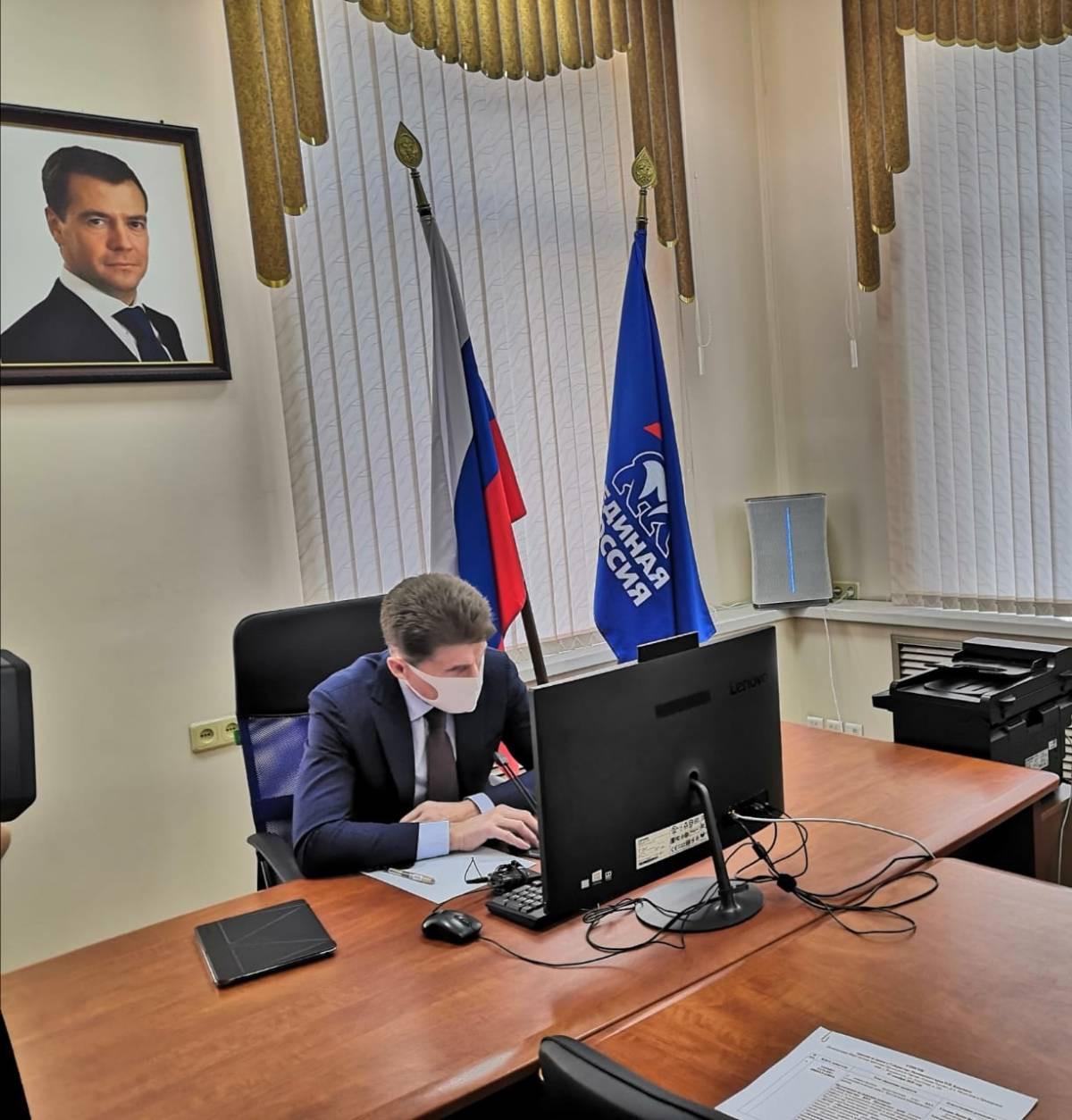 «Единая Россия» подвела итоги декады приема граждан