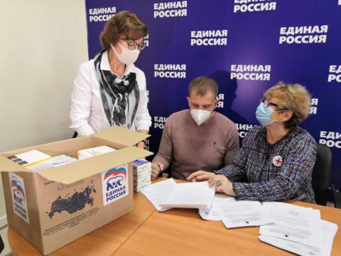 Груз лекарств для лечения COVID-больных получил север Приморья