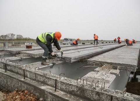 В 2021 году 14 мостов построят в Приморье
