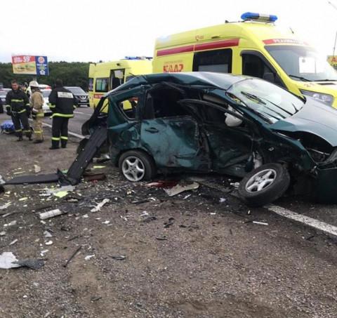 В среднем в каждой десятой автоаварии в Приморье погибает человек