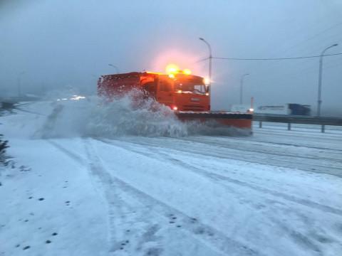 Зимой приморскими дорогами займутся подрядчики «Примуправтодора»