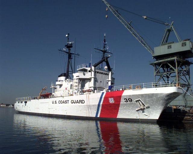Береговые охраны США и России договорились о действиях на границе
