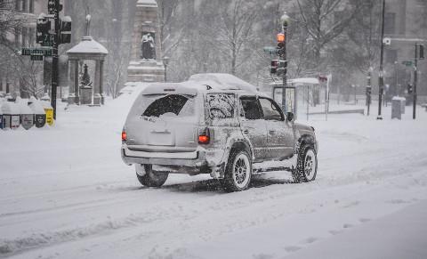 Следующая неделя в Приморье начнётся с похолодания и снегопада
