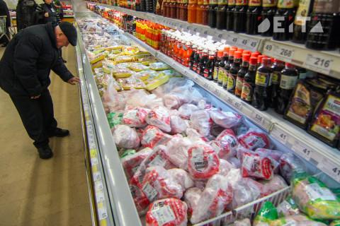 Цены на продукты продолжают расти — Росстат