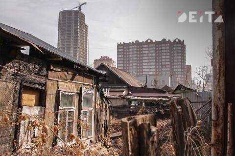 Жителей аварийных домов отправят на выселки в Приморье