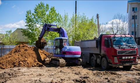 Новый дом для жителей аварийных бараков начали строить во Владивостоке