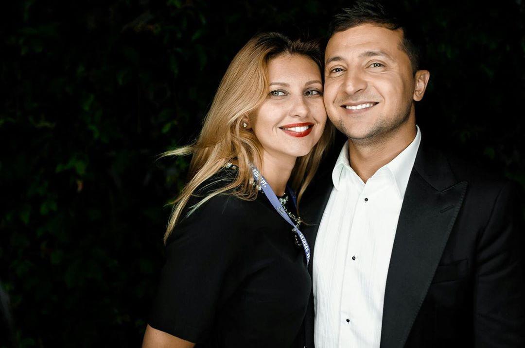 Супруга Зеленского заболела коронавирусом